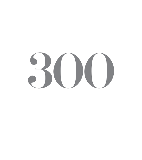 300 West 6th Street Office Building Logo